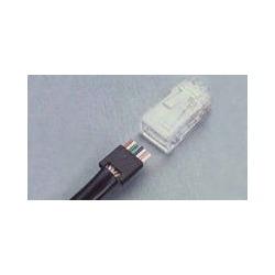 N/P : 5-558530-2 - AMP - Conector 8 contactos RJ-45 plug, mu