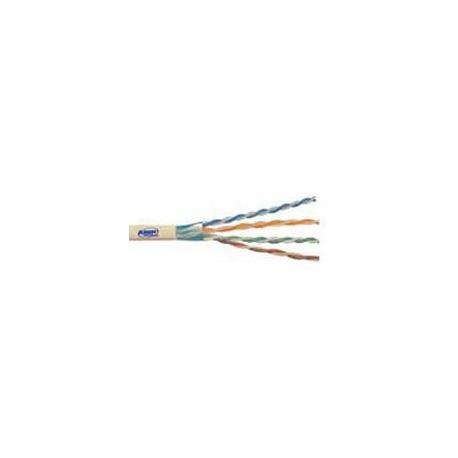 N/P : 1859349-4 - AMP - Cable F/UTP 4 pares CAT 6A , unifi