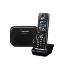 N/P : KX-HDV230XB - PANASONIC- Mid SIP Phone (4-line backlit LCD,1