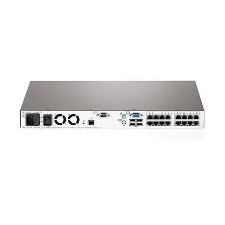 AF601A - HP KVM USB 2x1x16 VM Switch