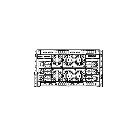 508665-B21 - HP SERVER BLC 3000 ENCLOSURE 4AC 6 FAN T