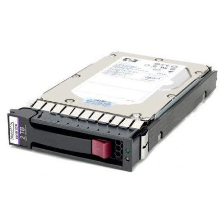 507616-B21 - Disco Duro HP 2TB 3G SAS 7.2K