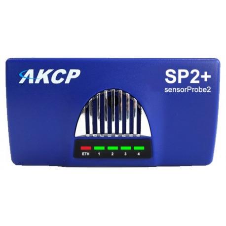 Sonda SP2+ AKCP Para sensores de temperatura - humedad