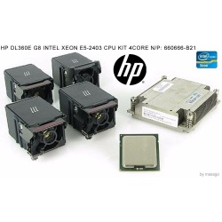 660666-B21 - HP DL360e Gen8 Intel© Xeon© E5-2403 (1.8