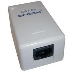 QP SS5E - TOMA - Toma Senceilla de Sobreponer Cat.