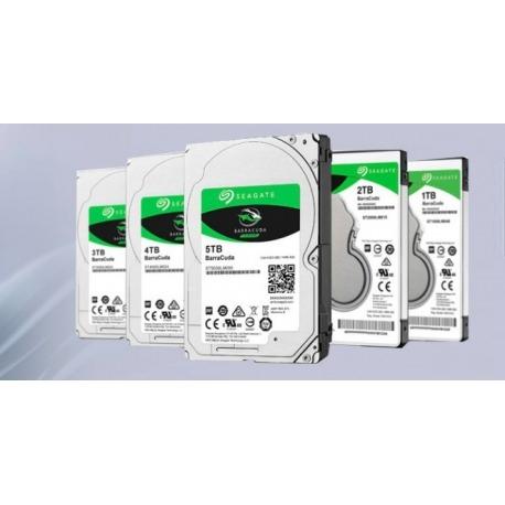 N/P : STBD4000100 - DISCO 4TB PARA NAS SEAGATE