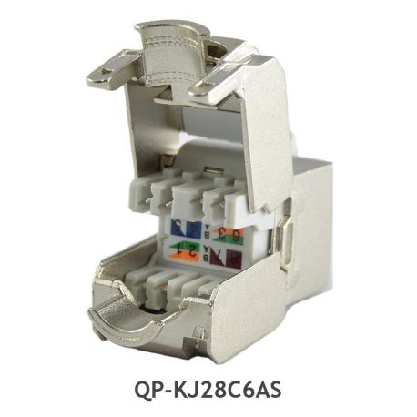 QP-KJC6A - JACK - KEYSTONE JACK SUPER GIGA CATEG. 6